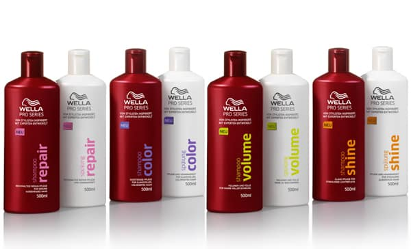 Wella Pro series COLOUR