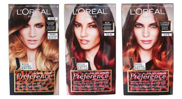 L'oreal-Preference