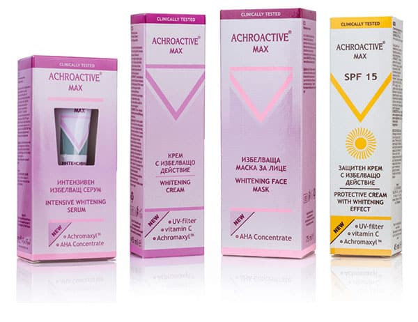 Achroactive Мах Whitening Cream