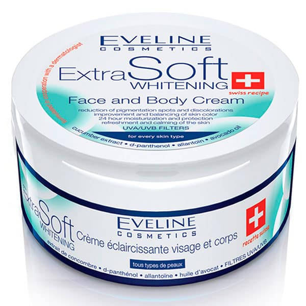 Eveline Cosmetics Extra Soft Whitening