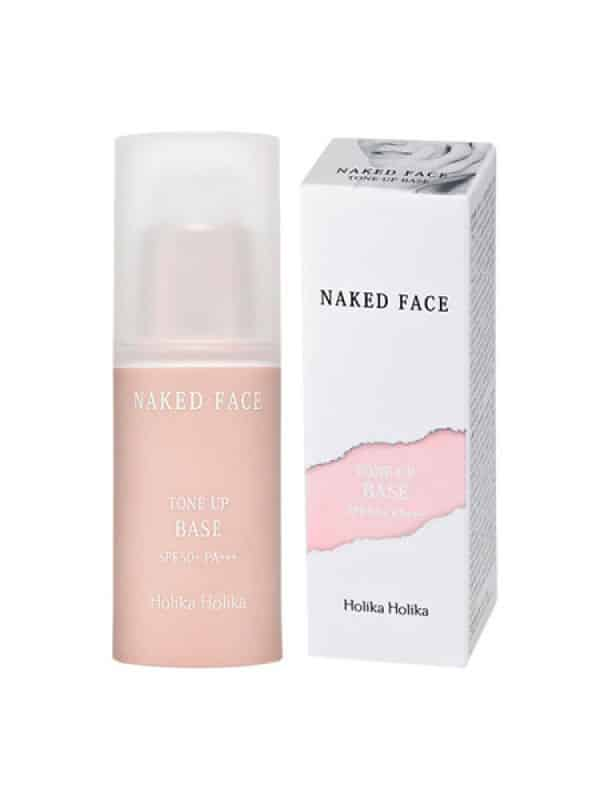 Holika Holika Naked Face Tone-Up Base