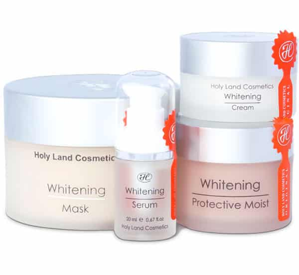 Holy land cosmetics Whitening