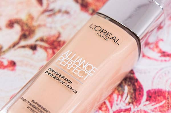 'Oreal Alliance Perfect