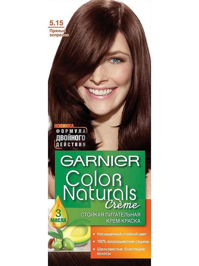 Краска от Garnier Color Natural